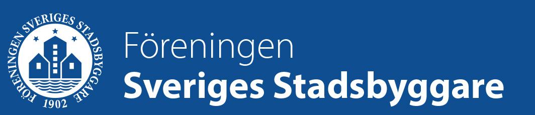 Föreningen Sveriges Stadsbyggare